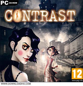 Contrast pc cover دانلود بازی Contrast برای PC