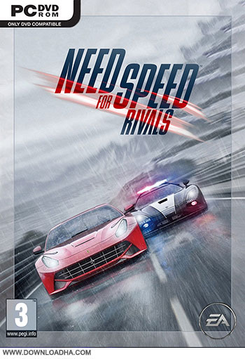 NFS Rivals pc cover small دانلود بازی Need For Speed Rivals برای PC
