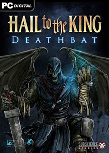 Hail to the King Deathbat pc cover دانلود بازی Hail to the King Deathbat برای PC
