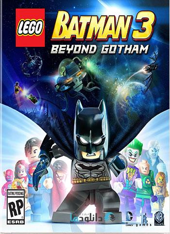 LEGO Batman 3 Beyond Gotham pc cover دانلود بازی LEGO Batman 3 Beyond Gotham برای PC