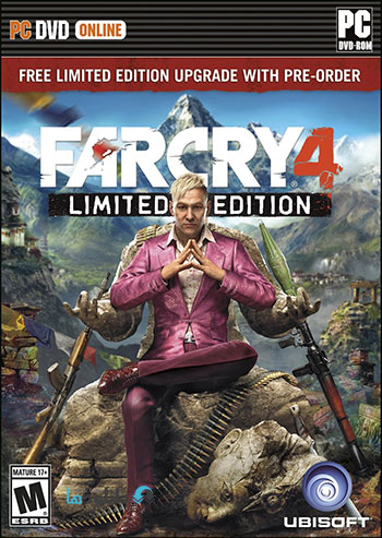 Far Cry 4 pc cover small دانلود بازی Far Cry 4 برای PC