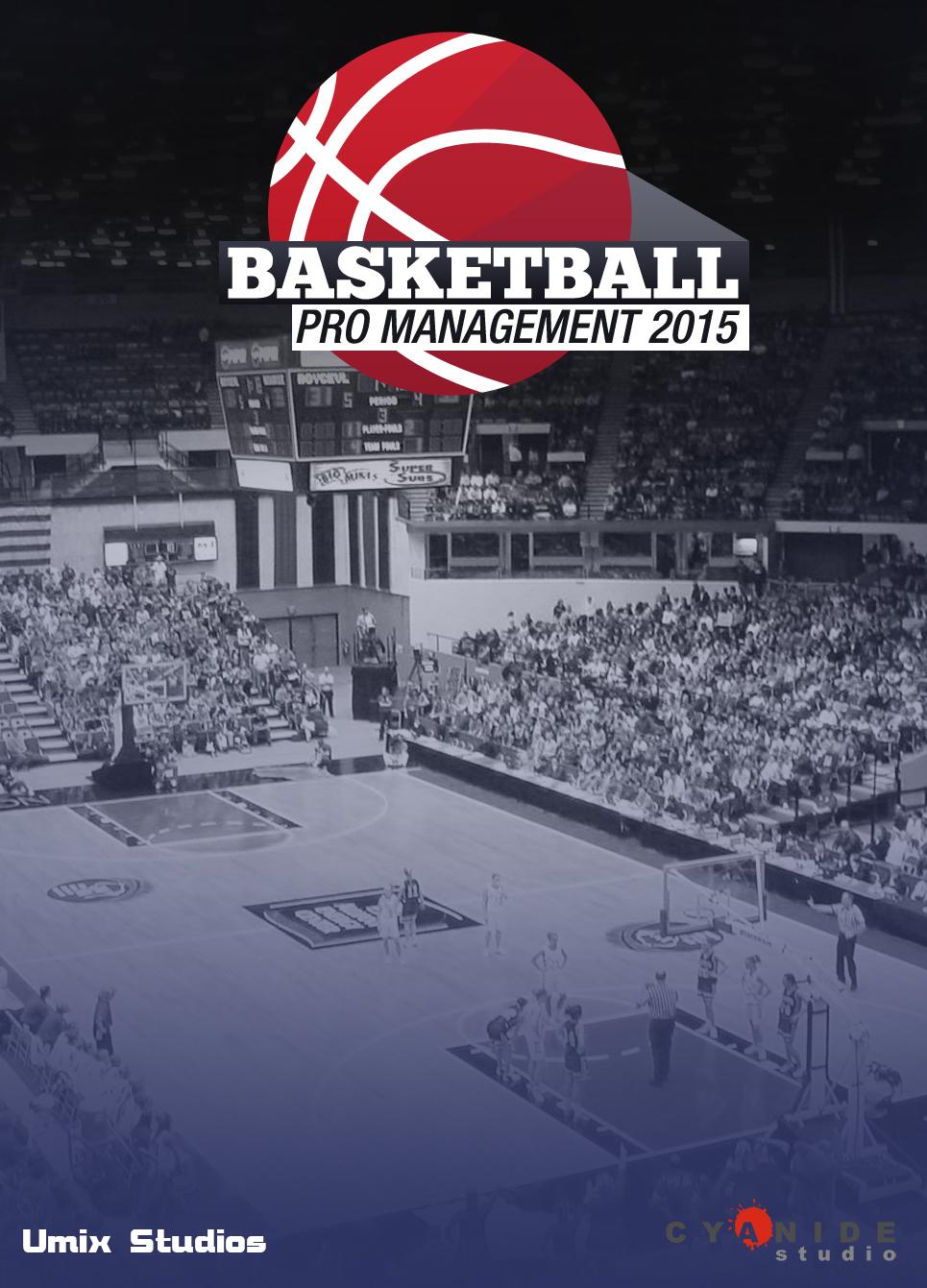 دانلود بازی Basketball Pro Management 2015 برای PC