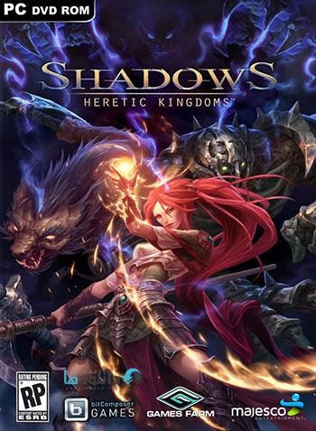Shadows Heretic Kingdoms pc cover small دانلود بازی Shadows Heretic Kingdoms Book One Devourer of Souls برای PC