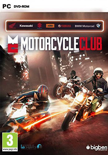 Motorcycle Club pc cover دانلود بازی Motorcycle Club برای PC