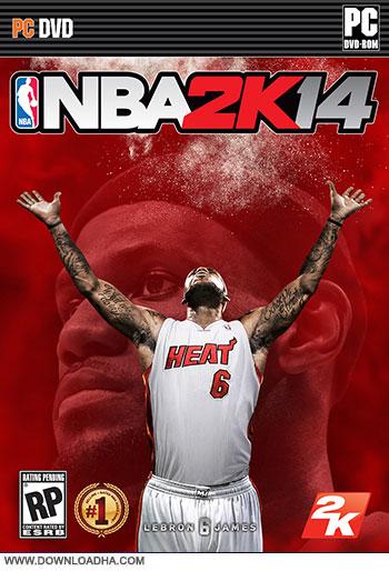 nba 2k14 pc cover small دانلود بازی NBA 2K14 برای PC
