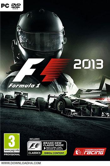 F1 2013 pc cover دانلود بازی F1 2013 برای PC