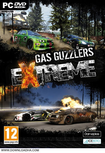 Gas Guzzlers Extreme pc cover دانلود بازی Gas Guzzlers Extreme برای PC