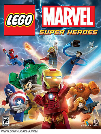 LEGO marvel super heroes pc cover small دانلود بازی LEGO Marvel Super Heroes برای PC