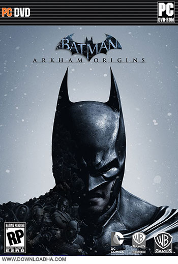 Batman Arkham Origins pc cover small دانلود DLC بازی Batman Arkham Origins Initiation برای PC
