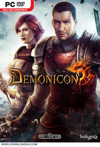Demonicon pc cover دانلود بازی Demonicon برای PC