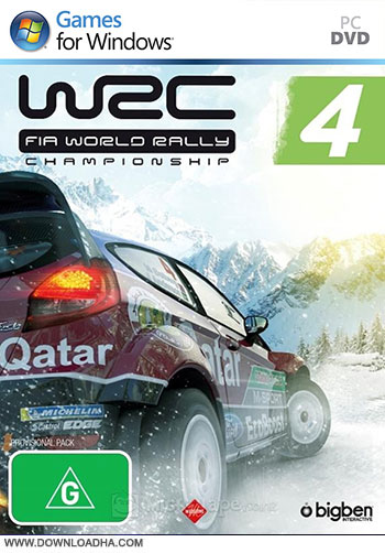 WRC 4 pc cover small دانلود بازی WRC FIA World Rally Championship 4 برای PC