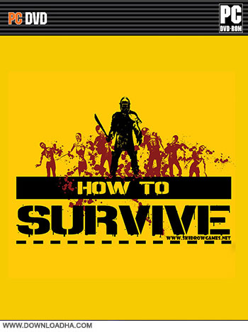 How to Survive pc cover دانلود بازی How to Survive برای PC