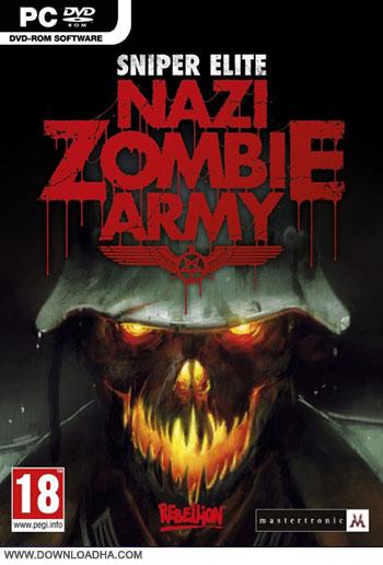 Sniper Elite Nazi Zombie Army pc cover دانلود بازی Sniper Elite Nazi Zombie Army 2 برای PC