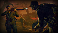 Sniper Elite Nazi Zombie Army screenshots 01 small دانلود بازی Sniper Elite Nazi Zombie Army 2 برای PC