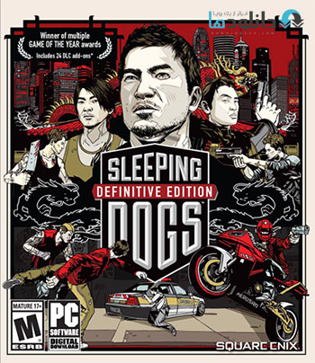 Sleeping Dogs Definitive Edition pc cover دانلود بازی Sleeping Dogs Definitive Edition برای PC