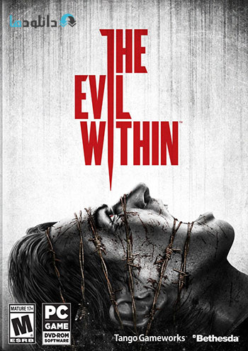 The Evil Within pc cover small دانلود بازی The Evil Within برای PC