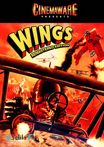 Wings Remastered Edition pc cover دانلود بازی Wings Remastered Edition برای PC