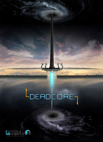 Dead Core pc cover دانلود بازی  DeadCore برای PC