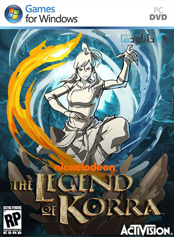 The Legend of Korra pc game pc cover دانلود بازی The Legend of Korra برای PC