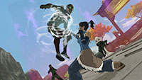 The Legend of Korra pc game screenshots 04 small دانلود بازی The Legend of Korra برای PC
