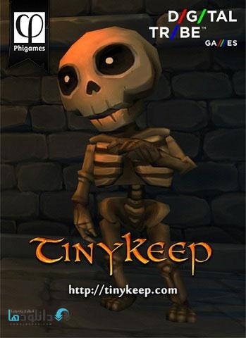 TinyKeep pc cover دانلود بازی TinyKeep برای PC