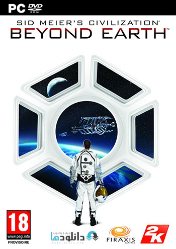 Sid Meiers Civilization Beyond Earth pc cover دانلود بازی Sid Meiers Civilization Beyond Earth برای PC