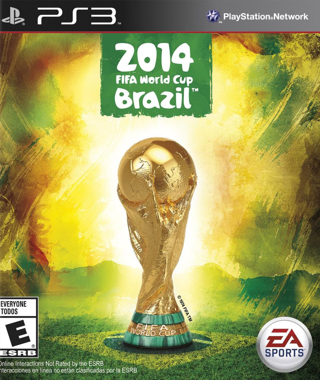 دانلود بازی ۲۰۱۴ FIFA World Cup Brazil برای PS3
