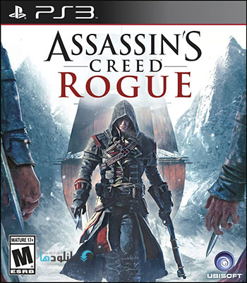 Assassins Creed Rogue ps3 cover small دانلود بازی  Assassins Creed Rogue برای PS3