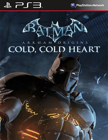 Batman Arkham Origins A Cold Cold Heart ps3 cover دانلود DLC بازی Batman Arkham Origins A Cold Cold Heart برای PS3