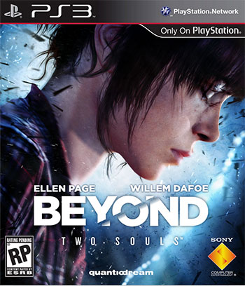 Beyond two souls ps3 cover small دانلود بازی Beyond Two Souls برای PS3