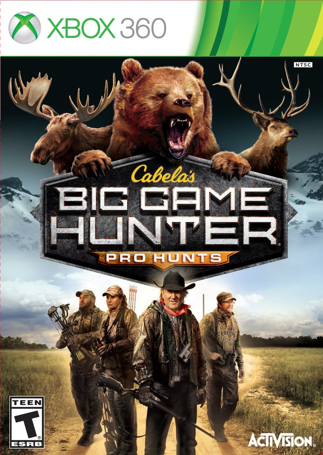Cabelas Big Game Hunter Pro Hunts xbox360 cover small ??????
