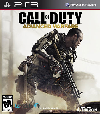 Call of Duty Advanced Warfare ps3 cover small دانلود بازی Call of Duty Advanced Warfare برای PS3