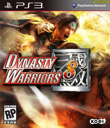 Dynasty Warriors 8 ps3 cover دانلود بازی Dynasty Warriors 8 برای PS3