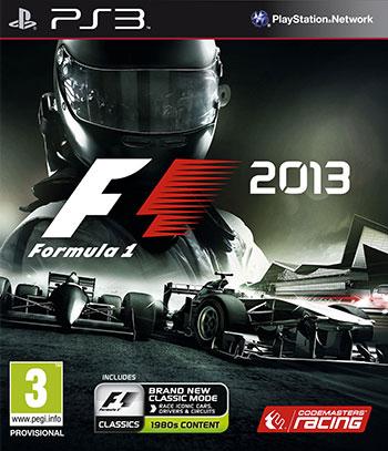 f1 2013 ps3 cover small دانلود بازی F1 2013 برای PS3