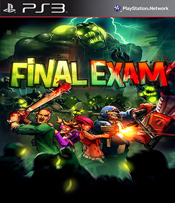 Final Exam ps3 cover small دانلود بازی Final Exam برای PS3