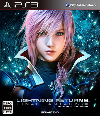 Lightning Returns Final Fantasy XIII ps3 cover small دانلود بازی Lightning Returns Final Fantasy XIII برای PS3
