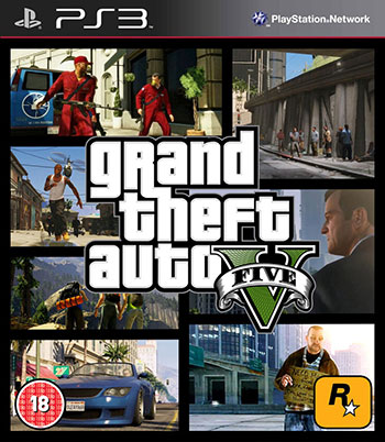 GTA V ps3 cover small دانلود بازی Grand Theft Auto V برای PS3
