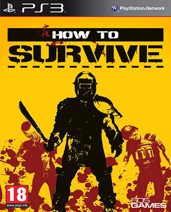 How to Survive ps3 cover دانلود بازی How to Survive برای PS3