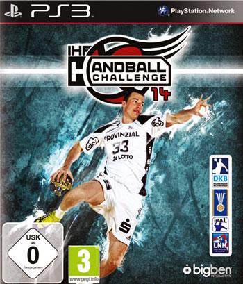 IHF Handball Challenge 14 ps3 cover دانلود بازی IHF Handball Challenge 14 برای PS3