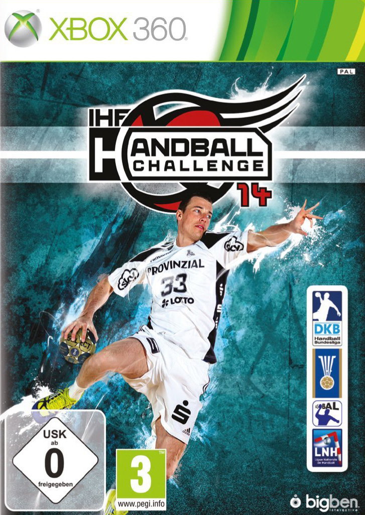 14 xbox360 cover small دانلود بازی IHF Handball Challenge 14