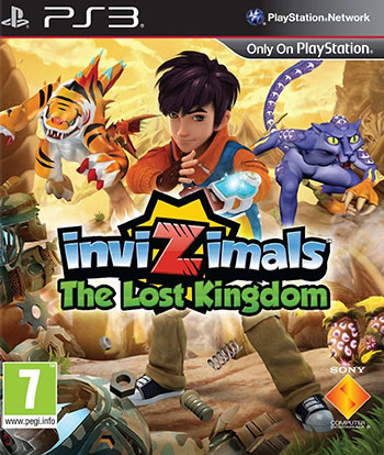 Invizimals The Lost Kingdom ps3 cover small دانلود بازی Invizimals The Lost Kingdom برای PS3