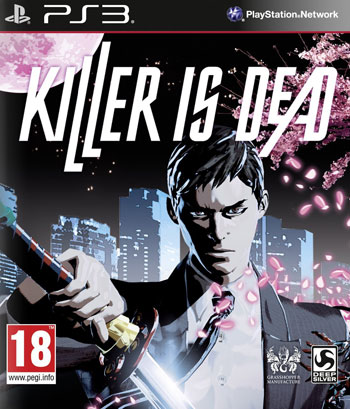 Killer is Dead ps3 cover small دانلود بازی Killer is Dead برای PS3