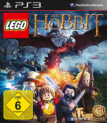 LEGO The Hobbit ps3 cover small دانلود بازی LEGO The Hobbit برای PS3