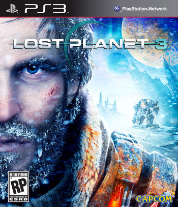 lost planet 3 ps3 cover small دانلود بازی Lost Planet 3 برای PS3