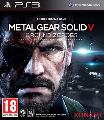 دانلود بازی Metal Gear Solid V Ground Zeroes برای PS3