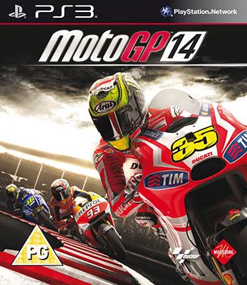 دانلود بازی موتورسواری MotoGP 14 برای PS3