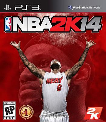 دانلود بازی NBA 2K14 برای PS3
