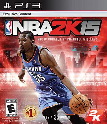 NBA 2K15 ps3 cover small دانلود بازی NBA 2K15 برای PS3