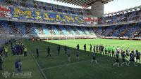 pes 2014 screenshots 03 small دانلود بازی Pro Evolution Soccer 2014 برای PC