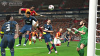 pes 2014 screenshots 06 small دانلود نسخه کامل بازی Pro Evolution Soccer 2014 برای PS3